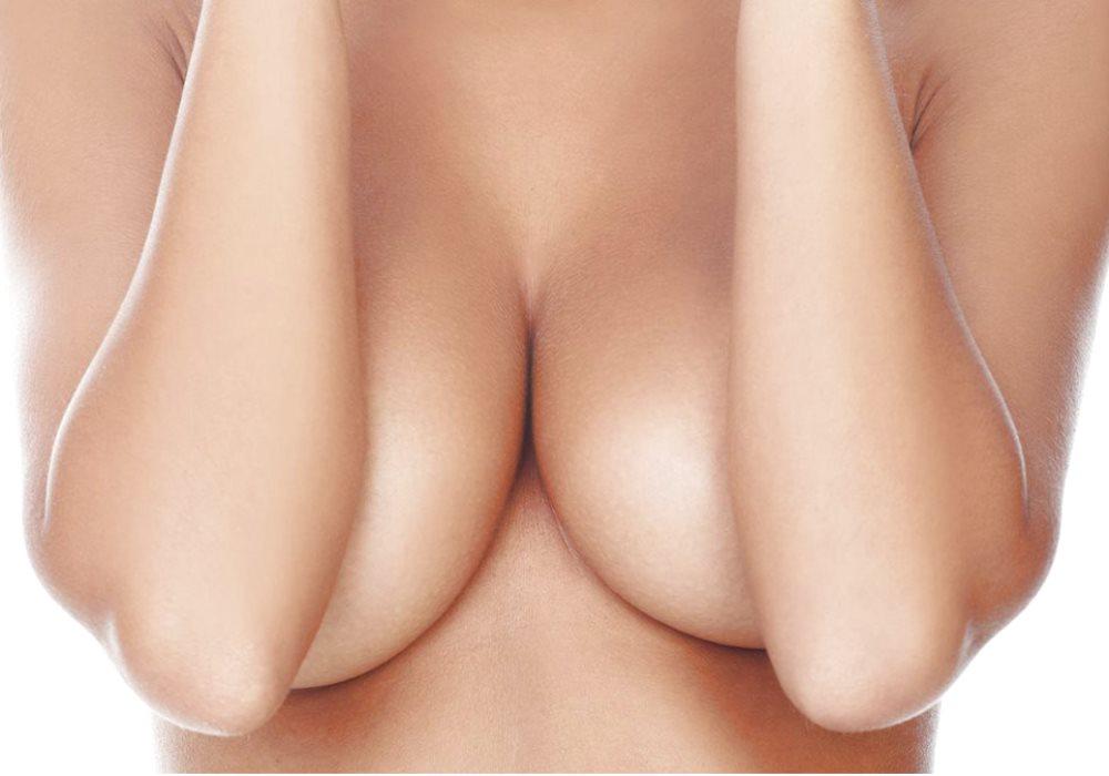 Da oggi puoi avere un seno tonico e bello anche tu